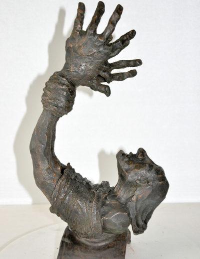 LIEN CONJUGAL sculpture Jean-Pierre Horiot